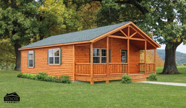 settler modular hunting cabin