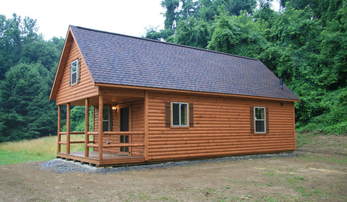small hunting cabins for sale