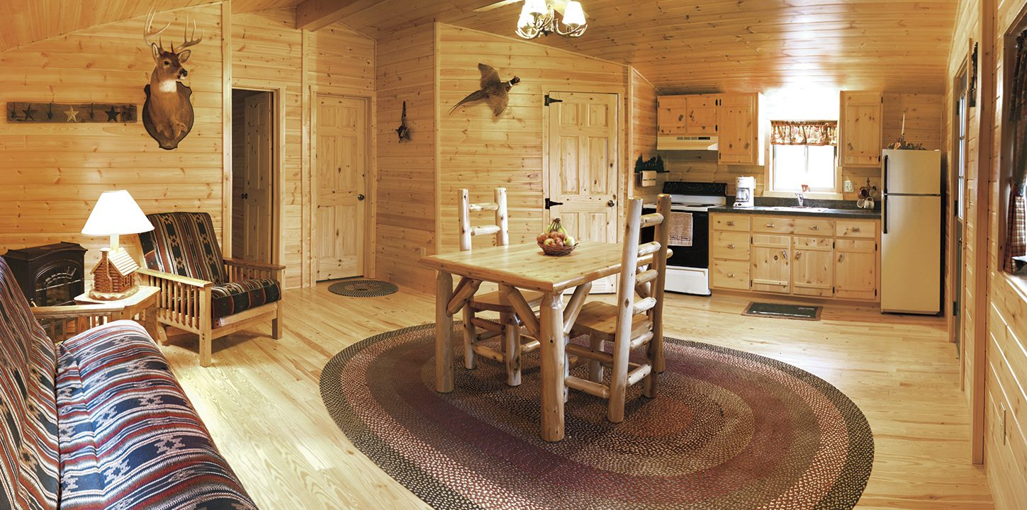 log homes builder