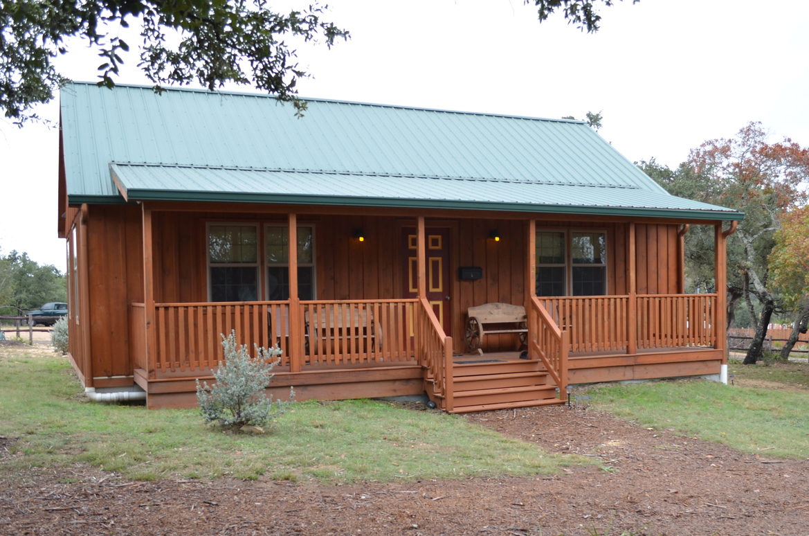 outfitter hunting cabin for sale