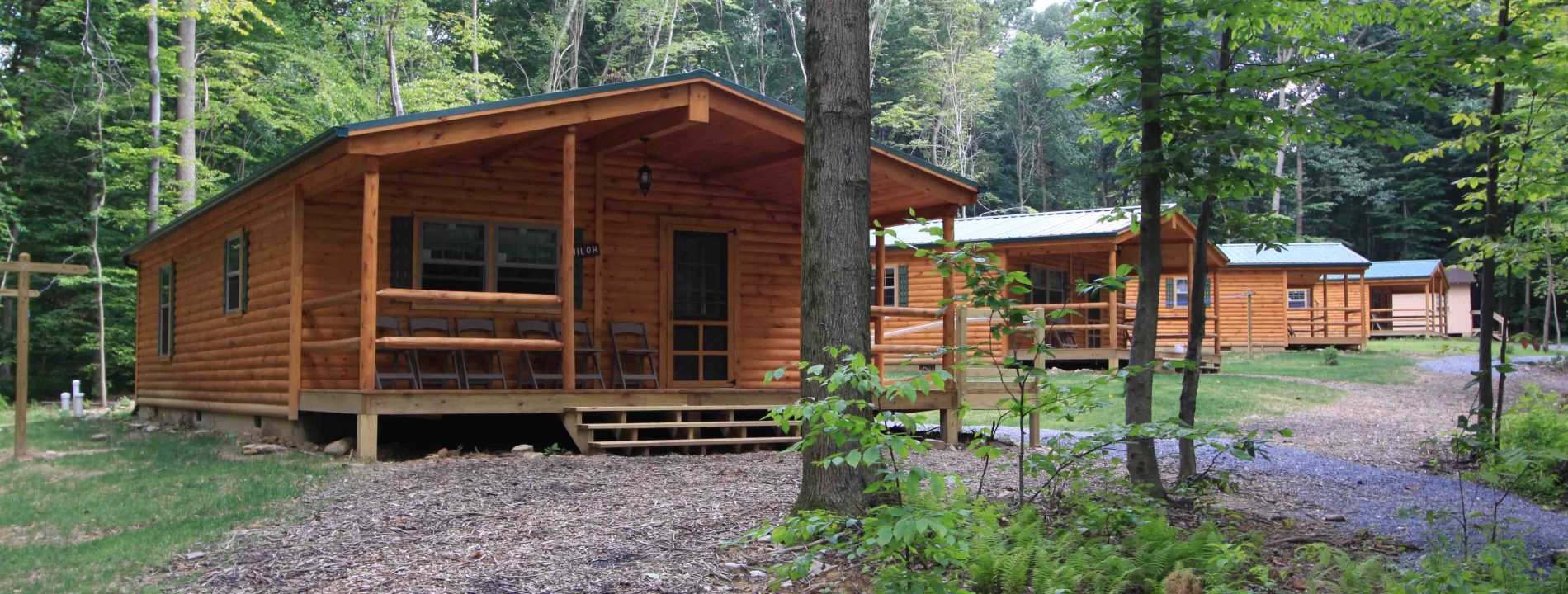 camp cabins for sale
