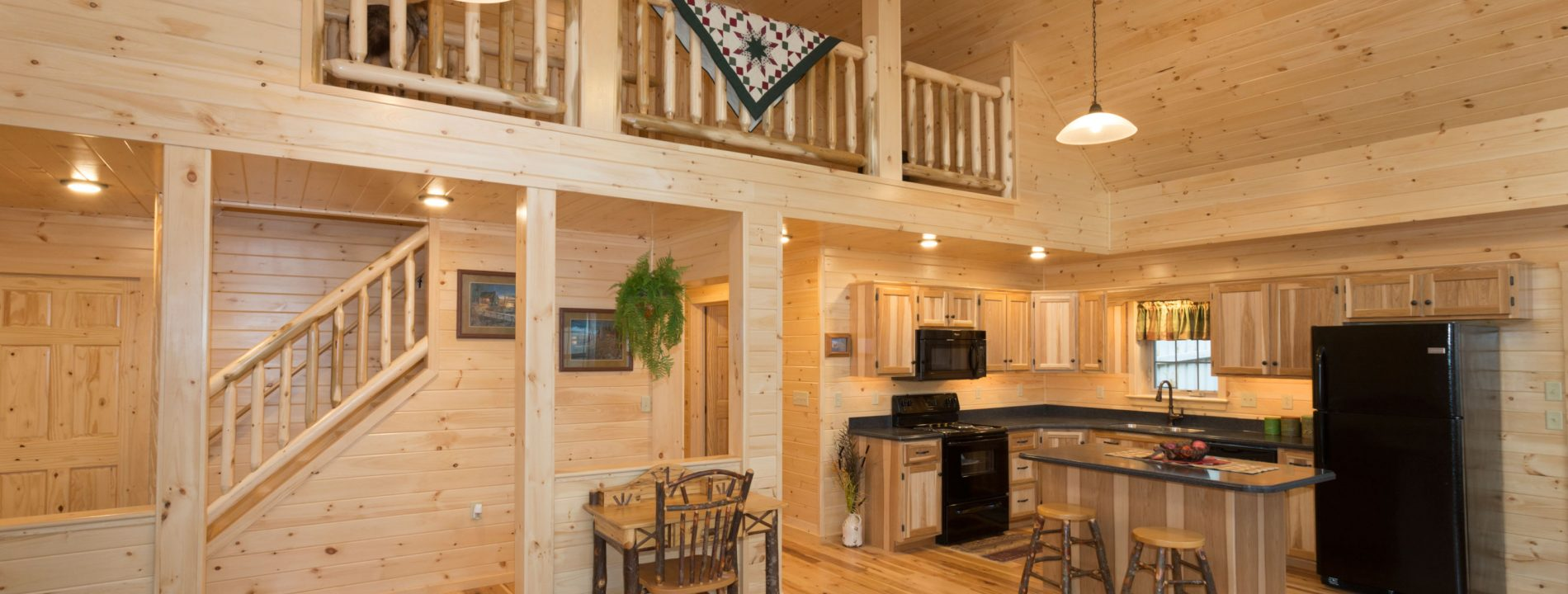 log home builders in ohio