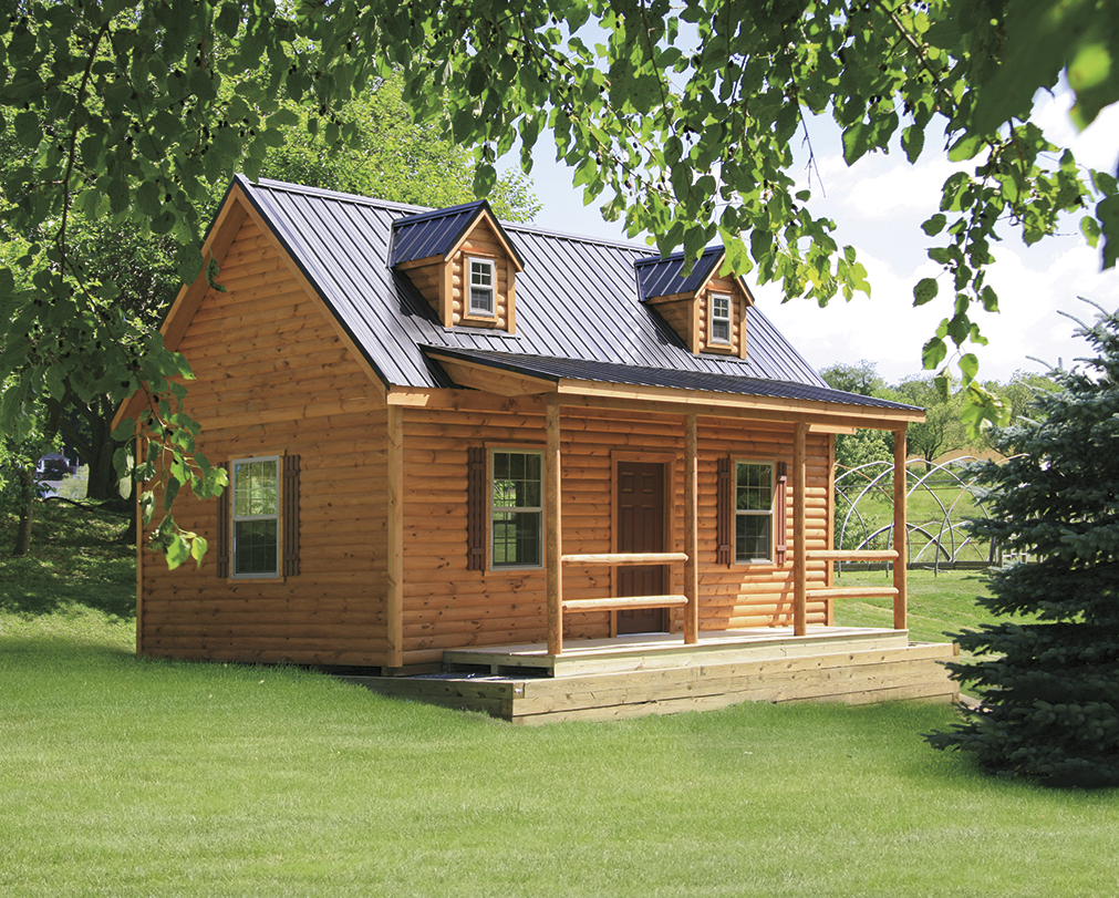Nice Amish Prefab Cabins And Cape Cod Style Modular Homes