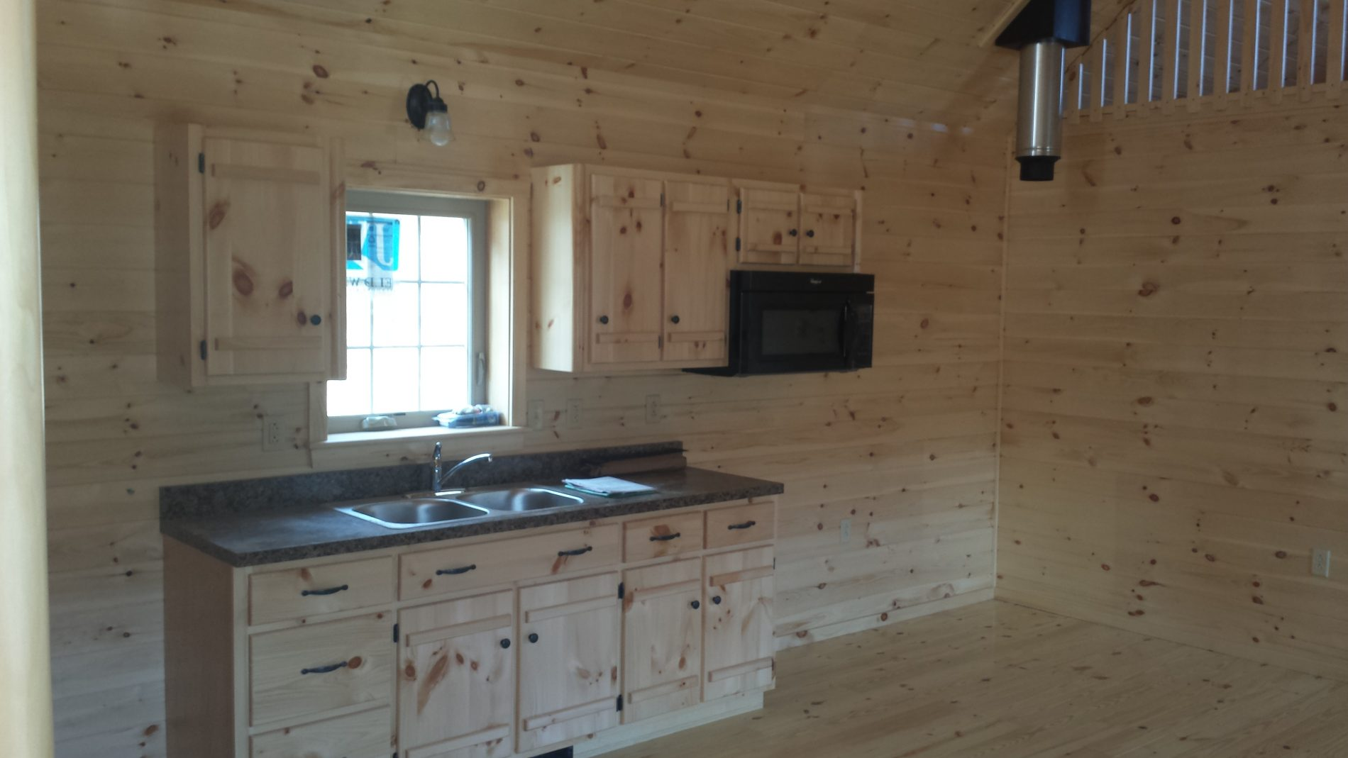 Cape Cod Cabin | Cape Cod Log Homes | Zook Cabins