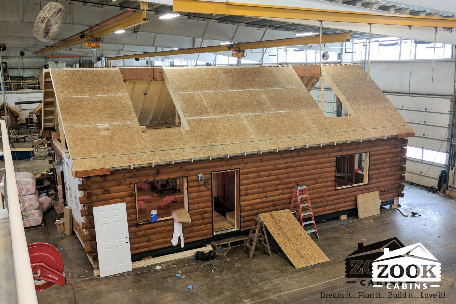 Prefab log cabin worth buying
