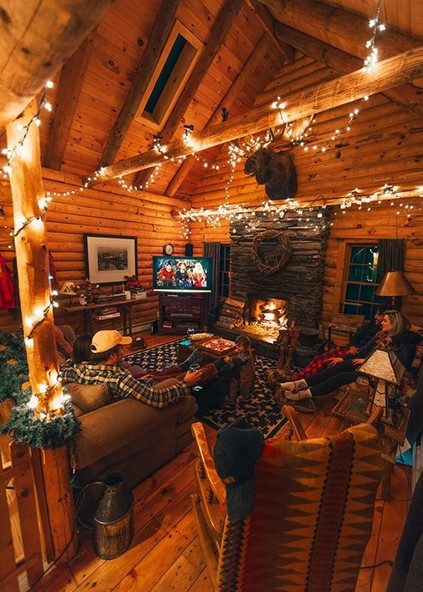 Cabins are worth buying so you can enjoy the holidays their