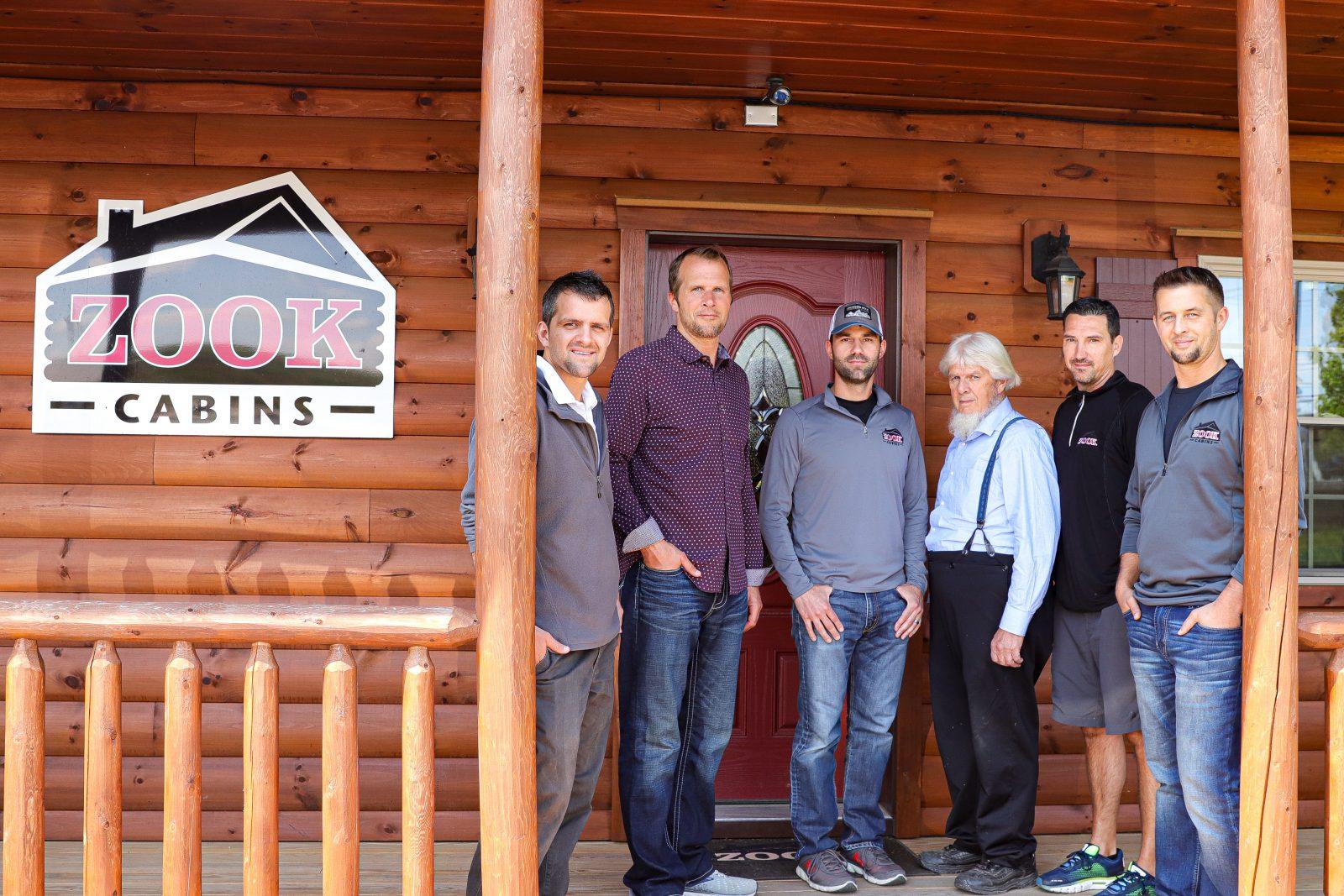 Zook Cabins Team 1