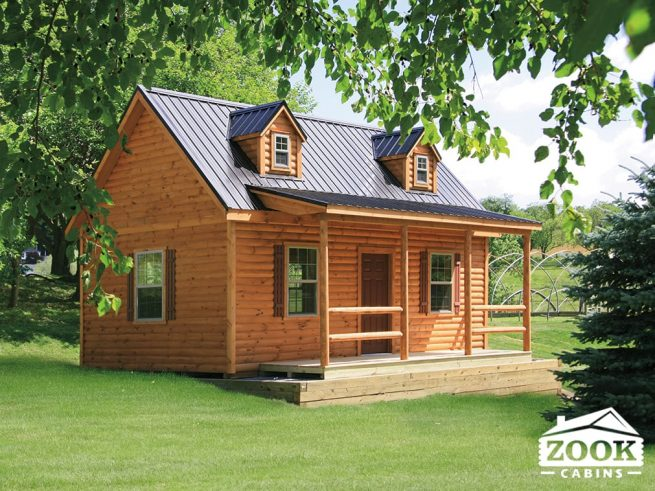 Plymouth Log Cabin For Sale