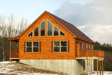 Lofted Log Cabins Gallery 14