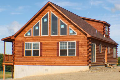 Lofted Log Cabins Gallery 16