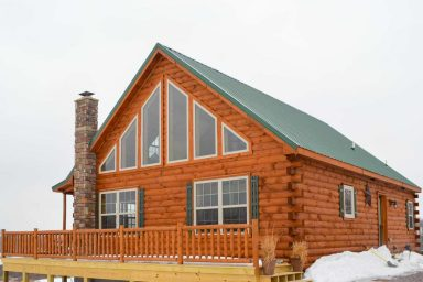 Lofted Log Cabins Gallery 18