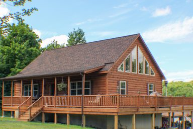 Lofted Log Cabins Gallery 19