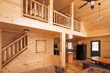 Lofted Log Cabins Gallery 23