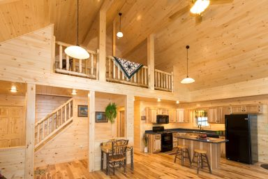 Lofted Log Cabins Gallery 27