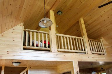 Lofted Log Cabins Gallery 25
