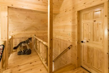 Lofted Log Cabins Gallery 29