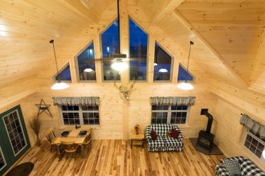 Lofted Log Cabins Gallery 30