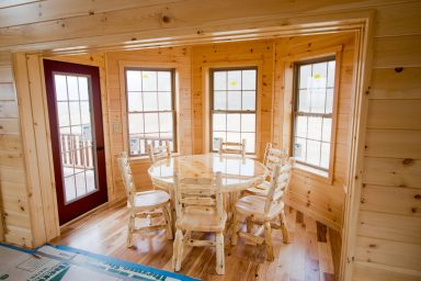 Lofted Log Cabins Gallery 35