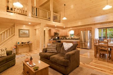 Lofted Log Cabins Gallery 38