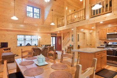 Lofted Log Cabins Gallery 39