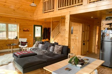 Lofted Log Cabins Gallery 32