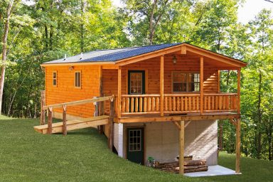 Ranch Cabins 1