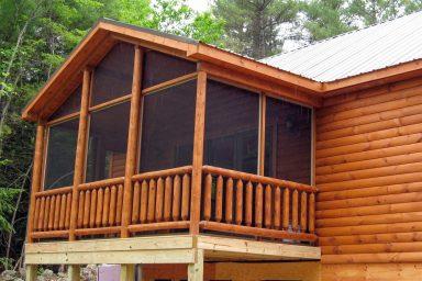Ranch Cabins 3