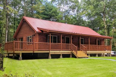 Ranch Cabins 19