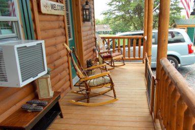 Ranch Cabins 36