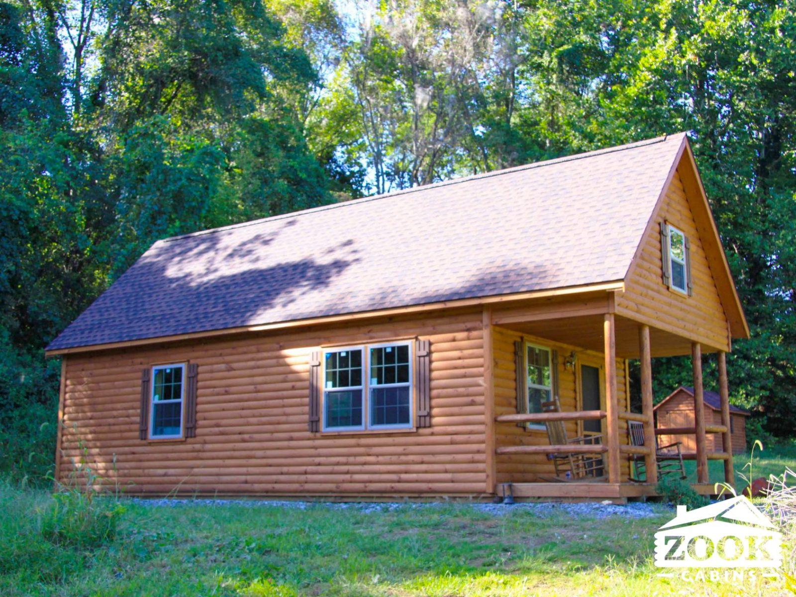 Catskill small cabin