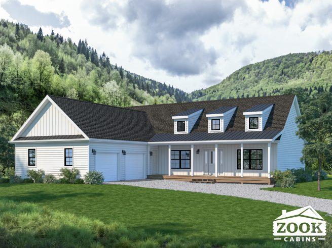 Homestead Modern Zook Cabin