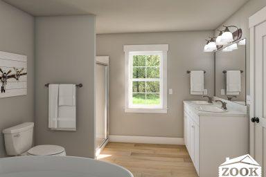 The Homestead Bathroom