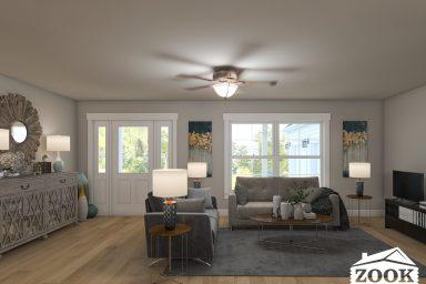The Homestead Livingroom