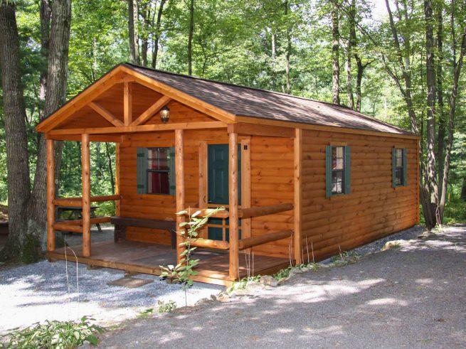 Sedona Log Cabin