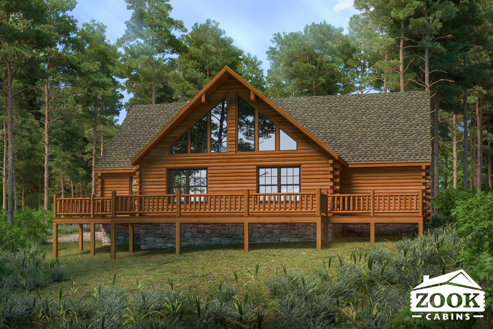 Lodge Cabins in New Mexico