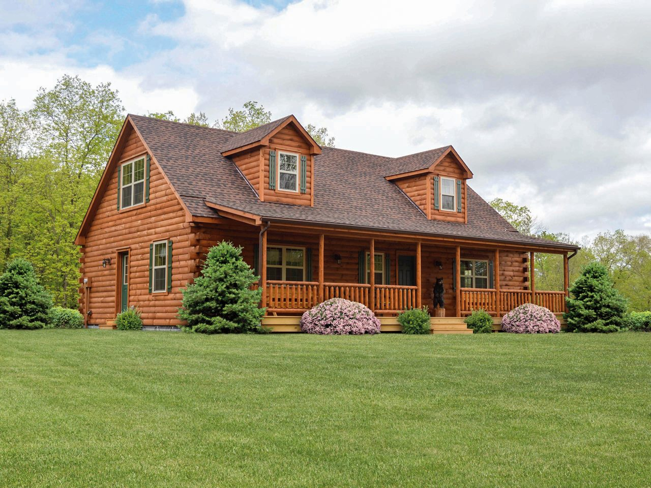 Welcome to Zook Cabins Log Cabins for Sale
