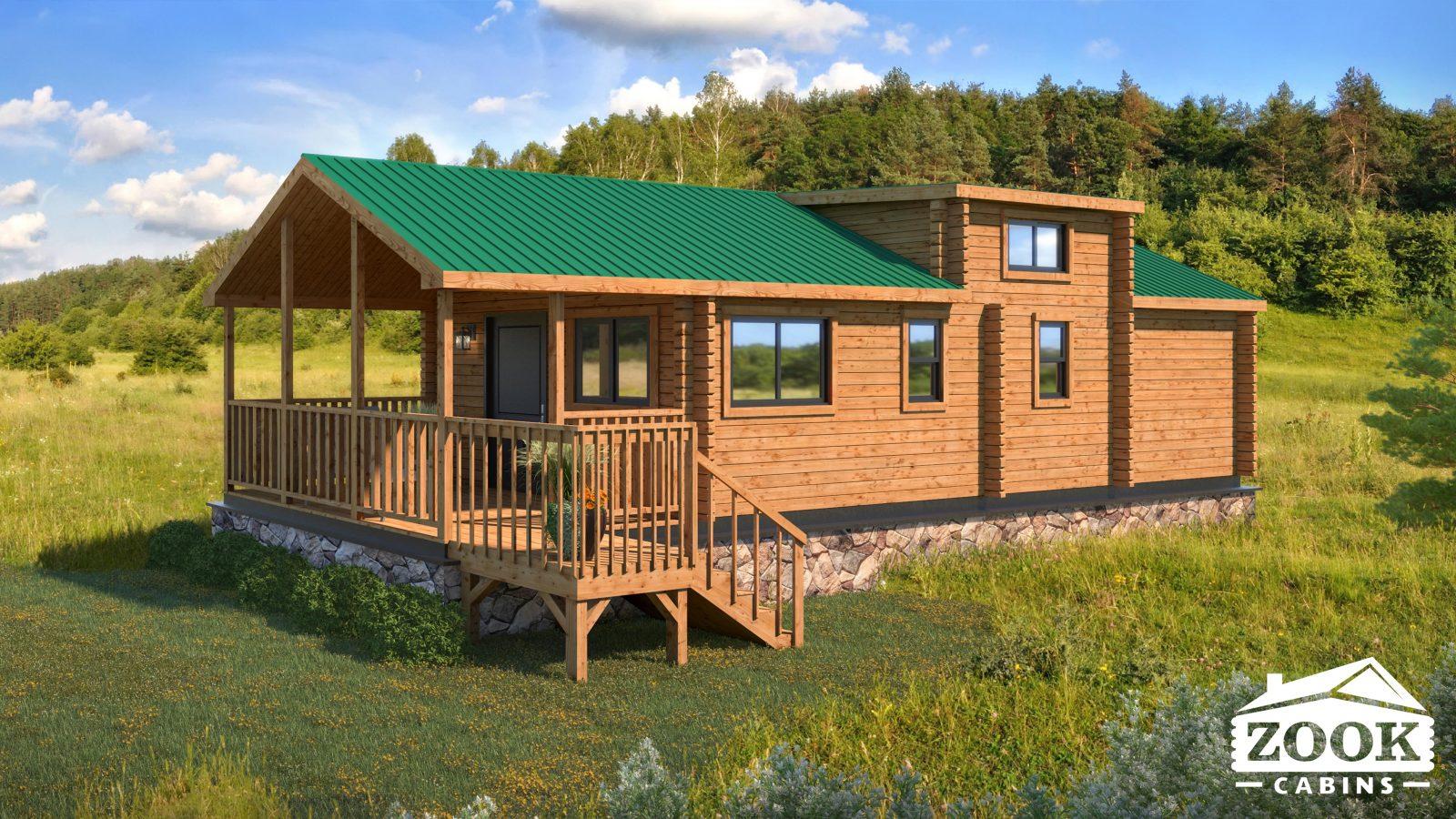 Sierra Park Model Home by Zook Models