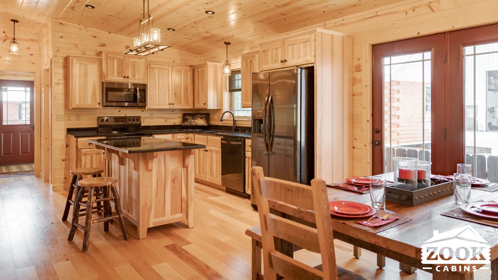 Log Cabins in South Carolina