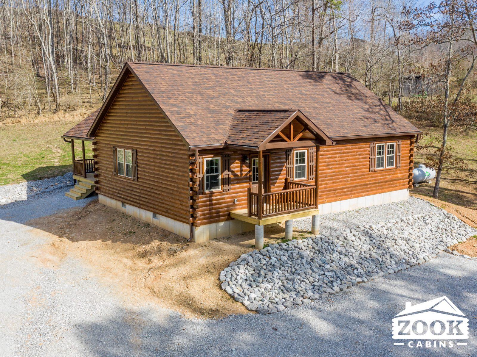 Sunset Ridge Log Cabins in South Carolina
