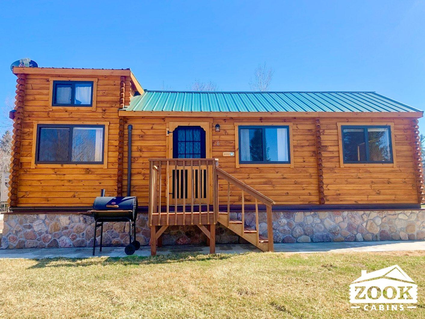 The Rancher Park Model Cabin in South Carolina