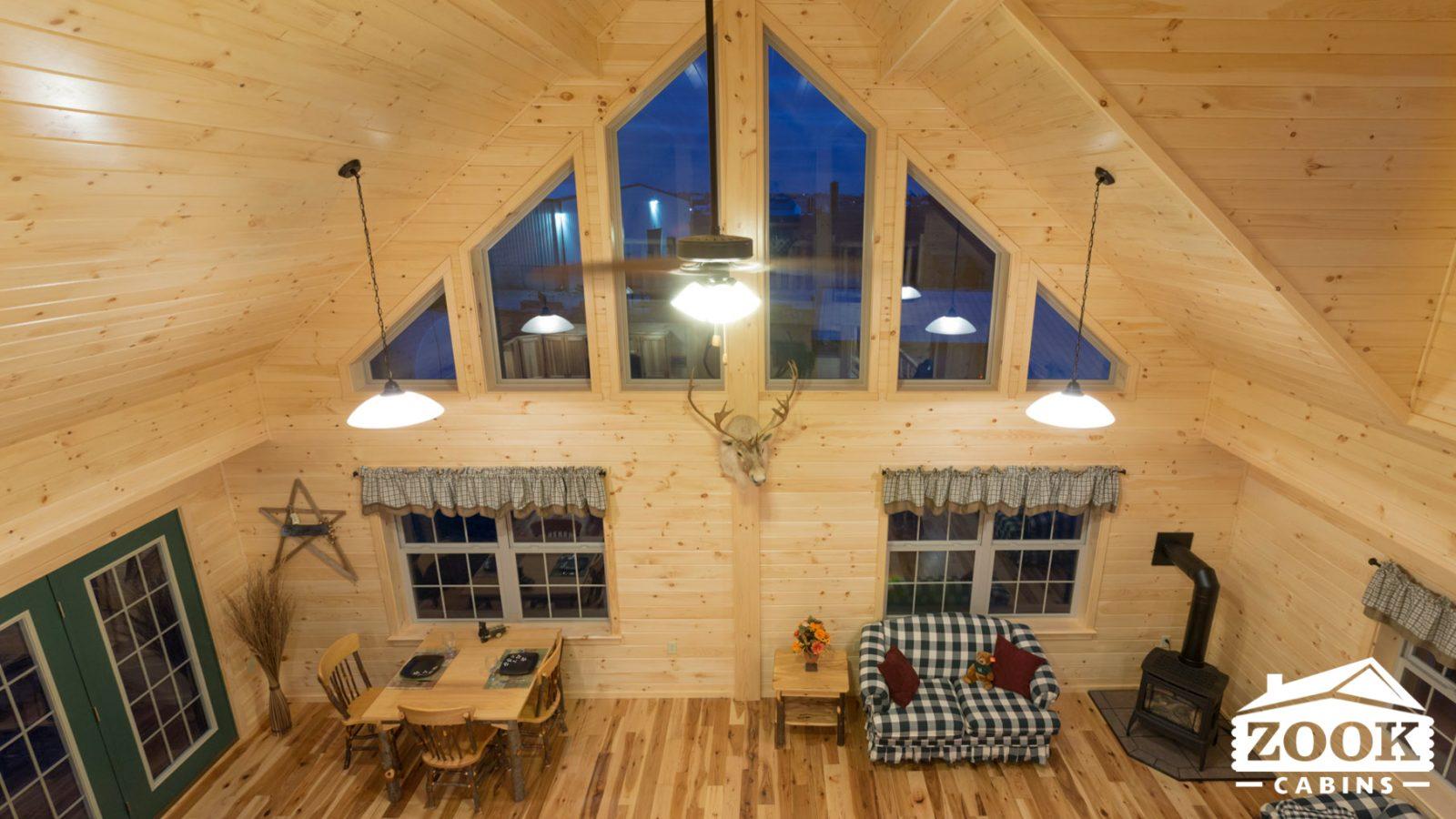 Prefab Log Cabins in North Carolina