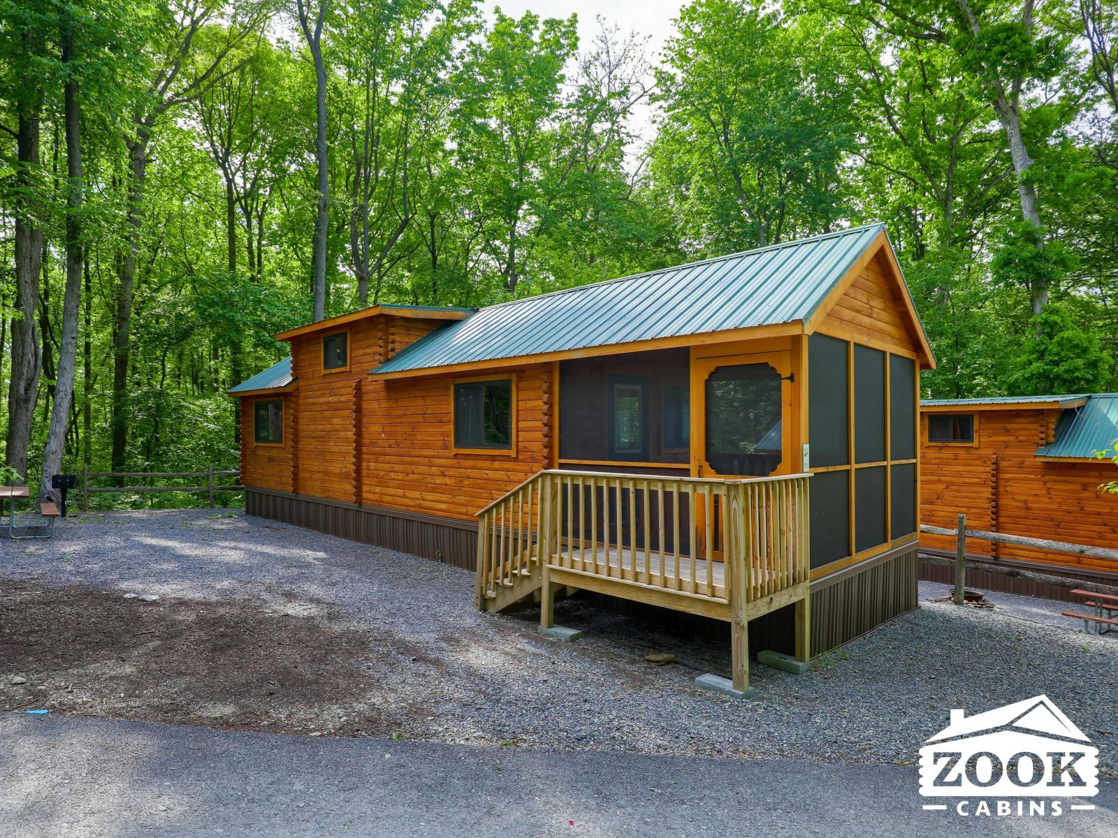 Sierra Prefab Log Cabin