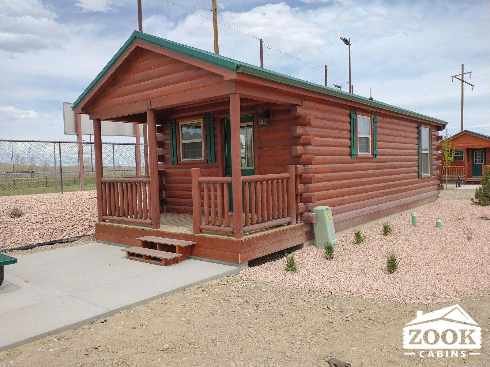 Sedona Prefab Log Cabin