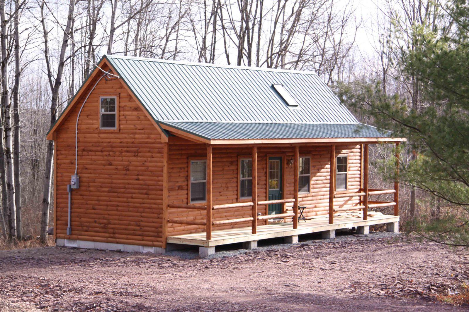 log cabin financing