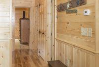 prefab log cabins plans