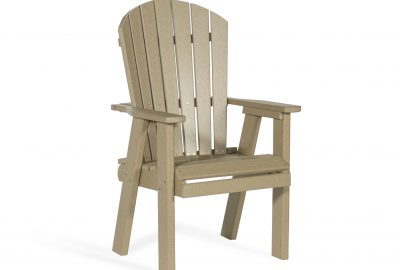 bistro chair outdoor poly furniture