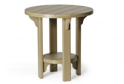 bistro dining table poly furniture for cabins
