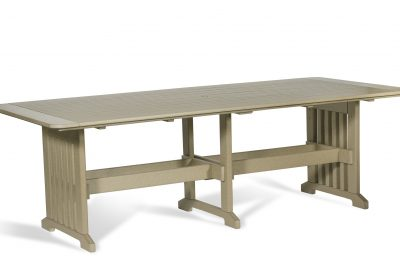 dining table 96 inch poly furniture for cabins
