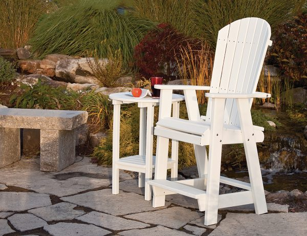 outdoor poly furniture