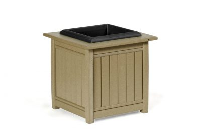 planter poly furniture for cabins